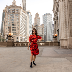 What to wear this summer in Chicago | d-ravel.com