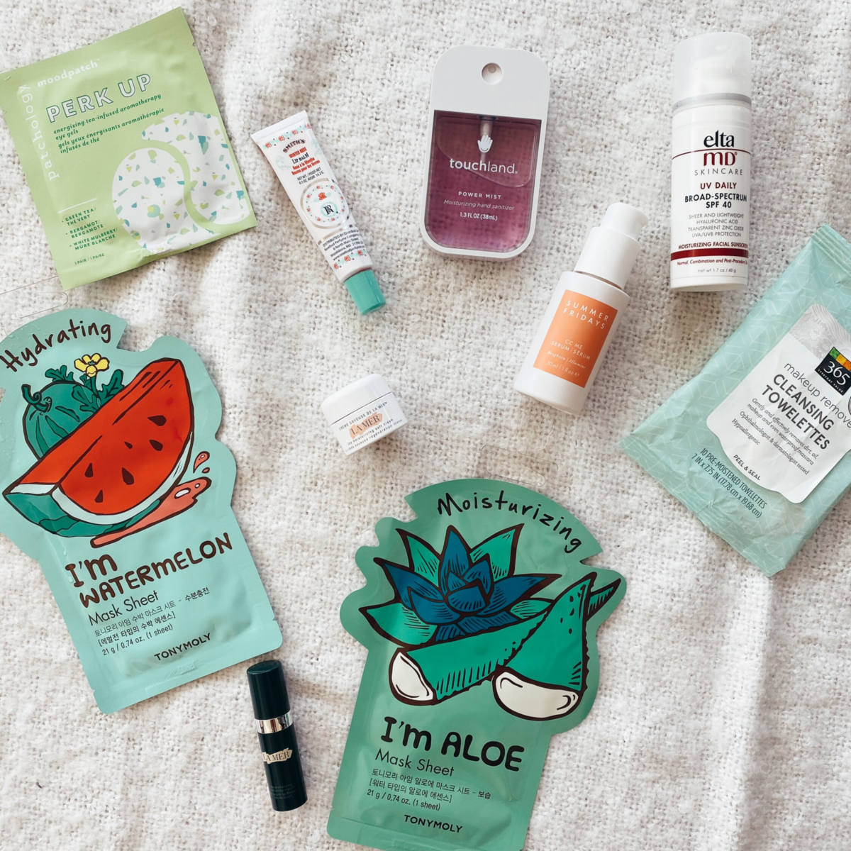 10 Skincare and Cosmetics Products To Pack in Your Carry-On