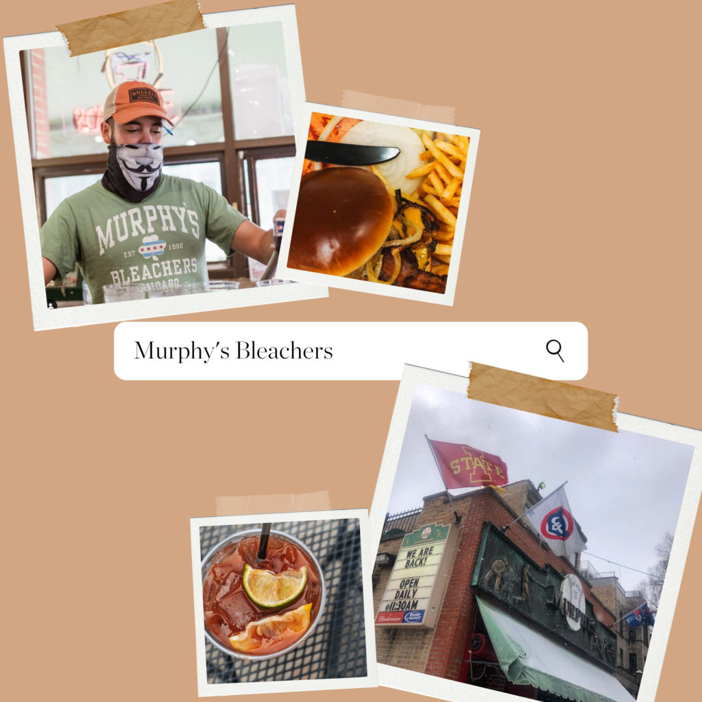 Murphy's Bleachers | Chicago Utopian Tailgate| Best places to eat and drink in chicago | 48 hour weekend in Chicago | d-ravel.com