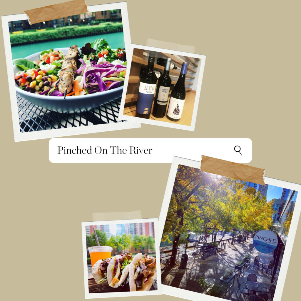 Pinched on the river | Chicago Pinched on the river | Best places to eat and drink in chicago | 48 hour weekend in Chicago | d-ravel.com