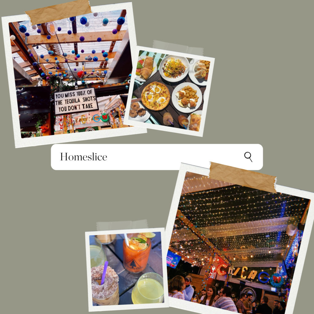 Homeslice | Chicago homeslice | Best places to eat and drink in chicago | 48 hour weekend in Chicago | d-ravel.com