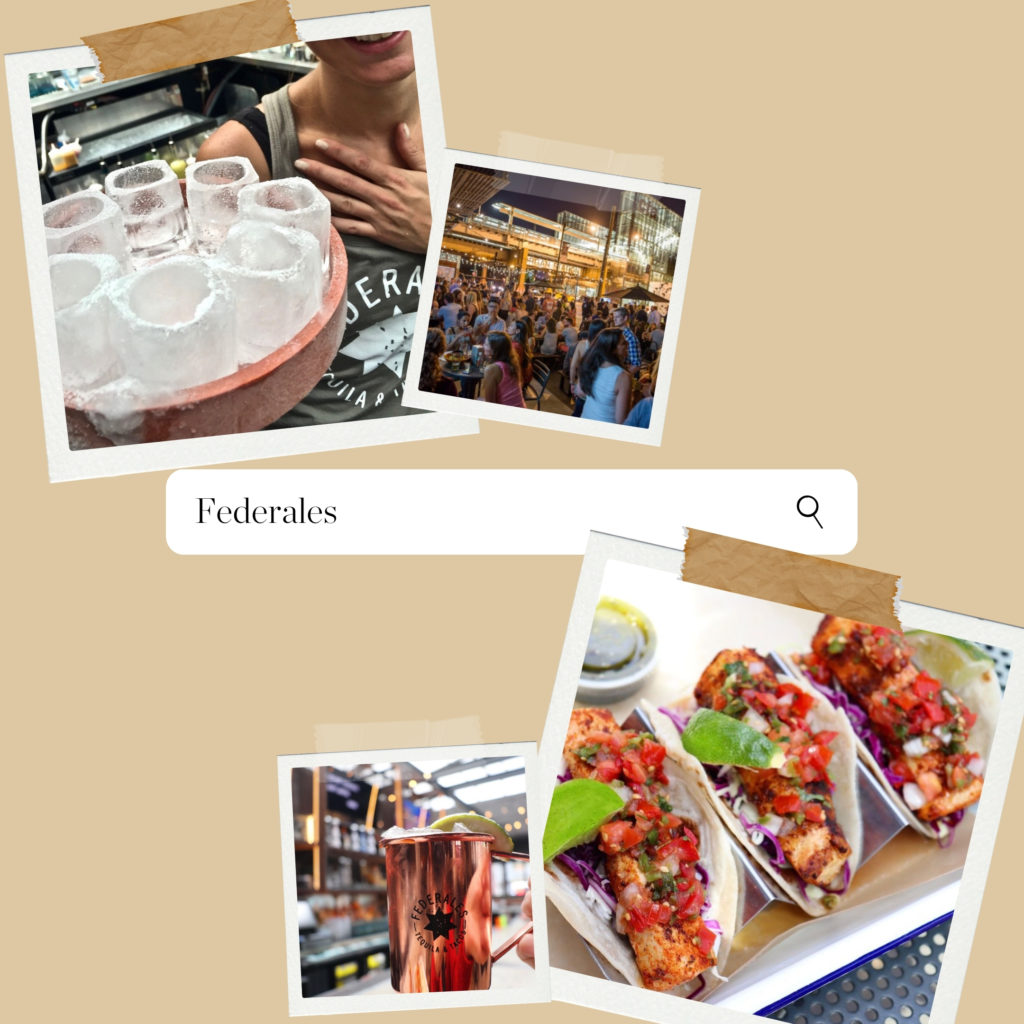 Federales | Chicago Federales | Best places to eat and drink in chicago | 48 hour weekend in Chicago | d-ravel.com